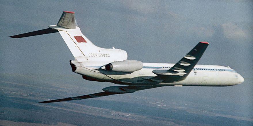 Ту-155 СССР-85035