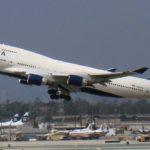 Ошибки в системе управления B747 приводят к потере полётной информации
