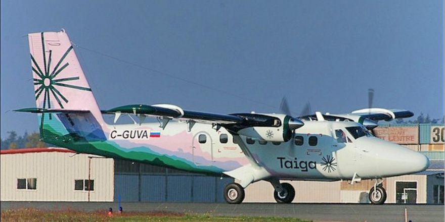 DHC-6 C-GUVA