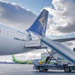 Домодедово и «Эйр Астана» отметили годовщину партнерства