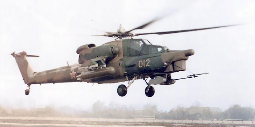 Первый полет Ми-28, 10 ноября 1982 г.