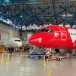 Подписаны контракты на поставку SSJ100 в «Аэрофлот», «Азимут» и Red Wings