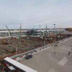 В Толмачёво подготовлена площадка для строительства нового пассажирского терминала