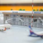 Строительство нового аэровокзала в Воронеже начнётся в 2021 году