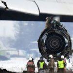 «Волга-Днепр» приостановила полёты всех своих самолётов Ан-124
