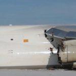 Разрушение двигателя в полёте привело к аварийной посадке Ан-124 в Толмачёво