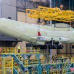 В Ульяновске осваивают бесстапельную технологию сборки самолётов