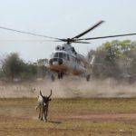 По импортозамещению разработан электродвигатель вентилятора для защиты вертолётов от пыли
