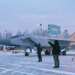 В Нижнем Новгороде завершены ремонт и модернизация партии истребителей-перехватчиков МиГ-31