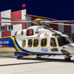 Для снабжения производственной площадки «Сахалин-2» задействуют итальянские вертолёты