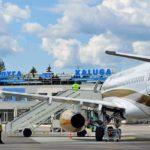 В аэропорту Калуги пройдёт реконструкция ВПП на расчётный тип ВС — МС-21-300