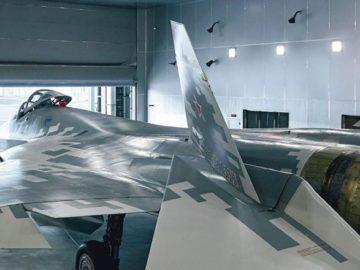 Су-57 КнААЗ