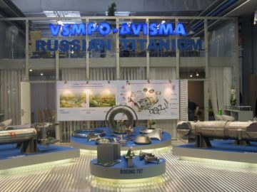 ВСМПО-АВИСМА Boeing