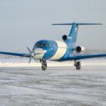 Испытания гибридной силовой установки в составе летающей лаборатории начались в Новосибирске