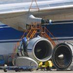 Аварийная посадка Ан-124 в Толмачёво позволила выявить производственный дефект у двигателя Д-18Т