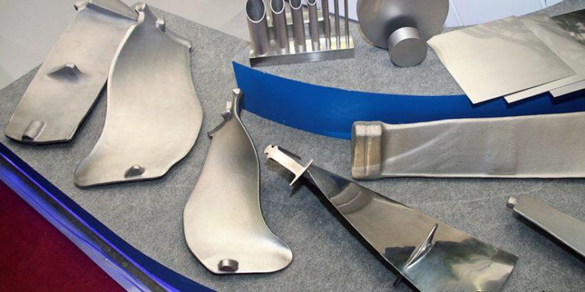 интерметаллидные лопатки турбины