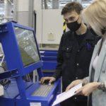 На производстве двигателей ПД-14 начата опытно-промышленная эксплуатация системы штрихкодирования