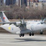 В Воронеже возобновились лётные испытания ЛВТС Ил-112В
