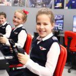 В Санкт-Петербурге авиакомпания «Россия» открыла тематические игротеки