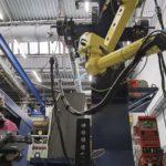 В Самаре на производстве авиадвигателей запущено роботизированное сварочное оборудование