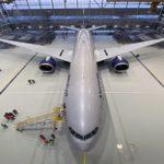 В Шереметьево введён в эксплуатацию новый ангар для обслуживания самолётов «Аэрофлота»