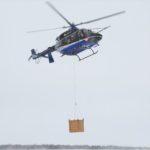 «Ансат» сертифицируют для перевозки негабаритных грузов и тушения пожаров