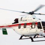 В Туркмению поставлены первый вертолёт «Ансат» и санитарный Ми-17-1В