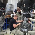 Двигатели ВК-650В будут ремонтировать в мобильных сервисных блоках