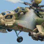 Минобороны утвердило план закупок комплектов связи вертолётов Ми-28НМ с беспилотниками