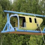 Прошли испытания авариестойкой топливной системы вертолёта «Ансат»