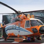 «Газпром» получит российские офшорные вертолёты Ми-171А3