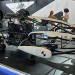На МАКС-2021 показали аэротакси с вертикальным взлётом и посадкой