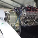 Двигатель-демонстратор АПД-500 установлен на самолёт, и его покажут на МАКС-2021