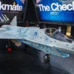 Su-75 Checkmate – лёгкий тактический истребитель