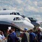 Компании Ростеха заключили соглашения на поставку 161 единицы авиатехники
