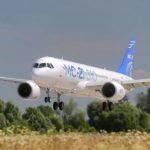 Самолёт МС-21-310 прибыл в Жуковский для продолжения испытаний