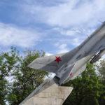 В Мурманске и Волгограде отремонтируют памятники самолётам МиГ-21 и Як-38