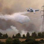 Греция: «русский зверь» спас Афины от огня