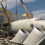 На Урале реставрируют стратегический бомбардировщик Мясищева М-4
