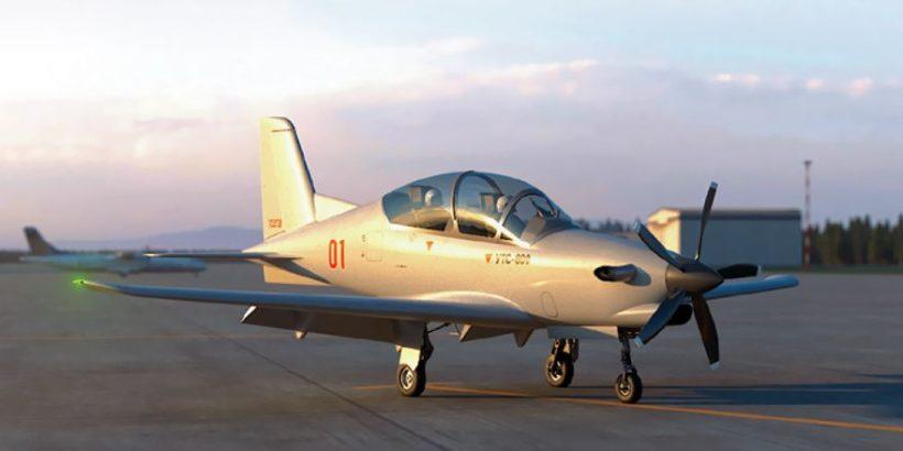 УТС-800 – учебно-тренировочный комплекс первоначальной подготовки лётчиков