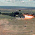 Экипажи армейской авиации ЗВО в рамках учений «Запад-2021» отработали «вертолетную карусель»
