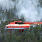 Авиалесоохрана приобретёт до конца 2022 года шесть вертолётов Ми-8МТВ-1