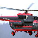 МЧС России получит четыре арктических вертолёта Ми-8АМТШ-ВА