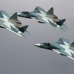 Первые пять самолётов ПАК ФА (Т-50) поступят в ВКС в 2017 году